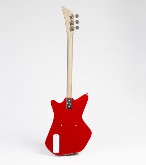childrens red guitar