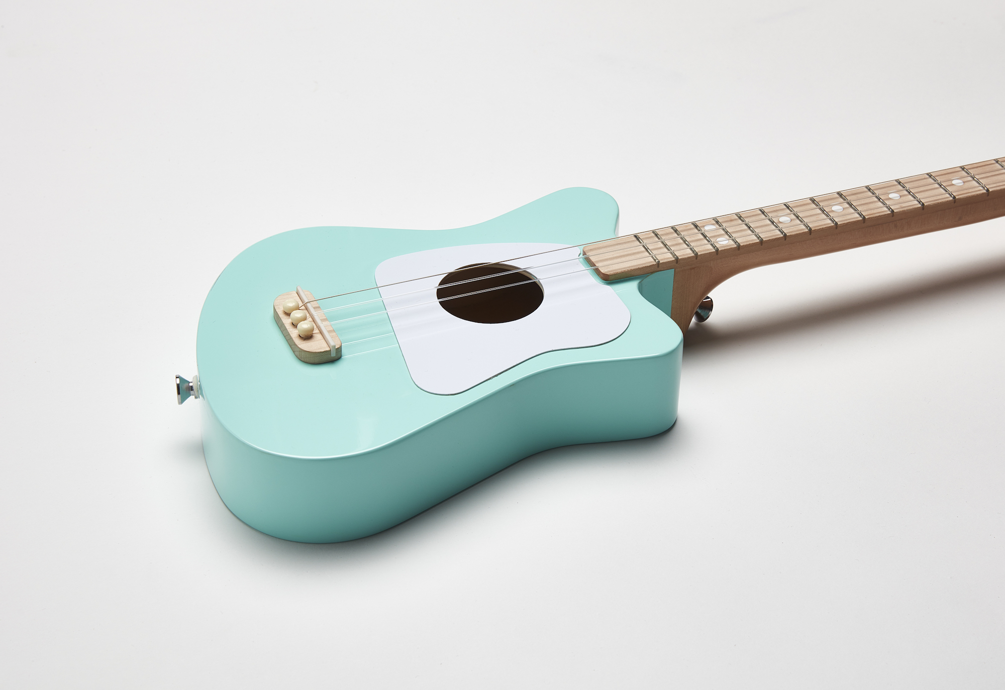 Loog Mini Green 2