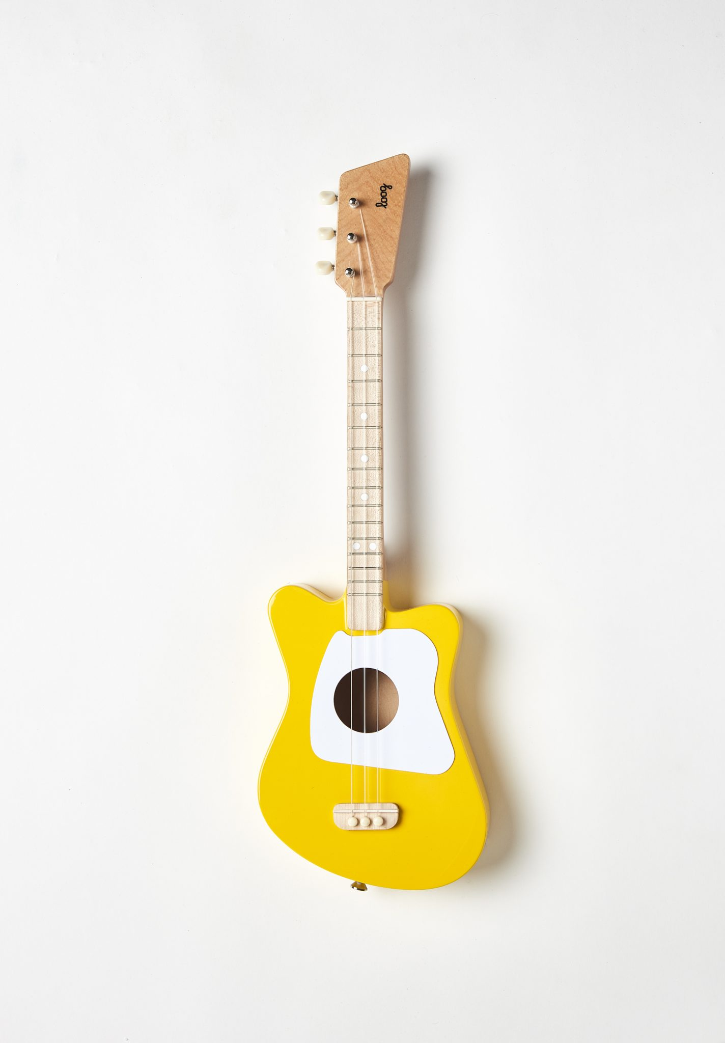 Loog Mini Yellow 1