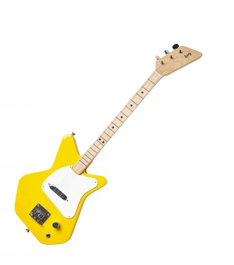 Kids Yellow Electric Guitar