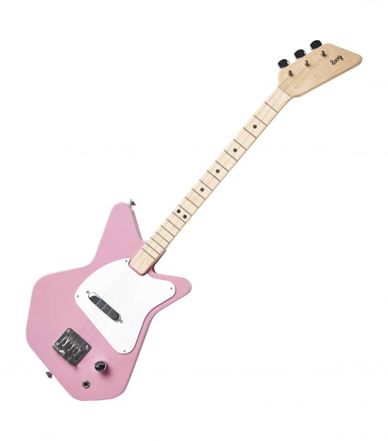 Loog Pink Pro Electric