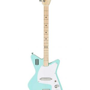 Loog Pro Electric Green with Amp