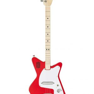 Loog Pro Electric Red with Amp
