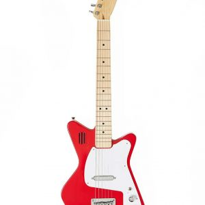 Loog Pro Electric VI Red with Amp