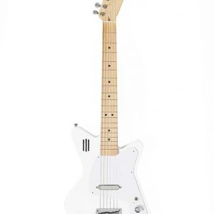 Loog Pro Electric VI White with Amp