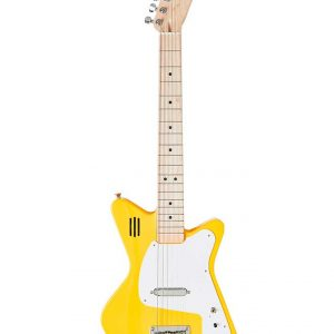 Loog Pro Electric VI Yellow with Amp